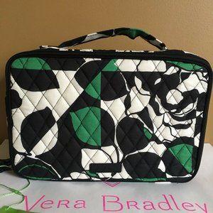 Handbags - Vera Bradley Imperial ROSE Large Blush CosmeticBag